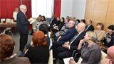 Второй образовательный паллиативный медицинский форум в УФО