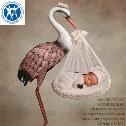 """Мастер-класс: """"В ожидании здорового чуда: гастроэнтерологическая патология у беременных"""""""