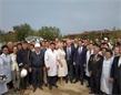 Елена Борисова: «Начало строительства масштабного социального объекта – знаковое событие для всей якутской медицины»