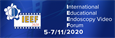 Международный Образовательный Эндоскопический видео Форум IEEF2020