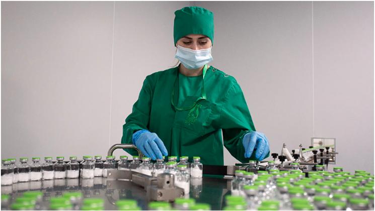 Российская фармкомпания начала выпуск лекарства от COVID-19 в обход патентообладателя