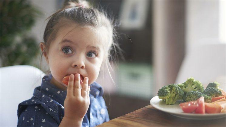 Веганская диета сильно повлияла на метаболизм детей
