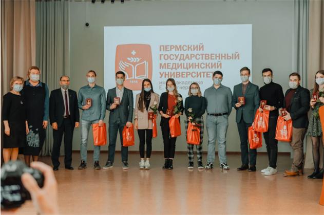 Студент-медик из Перми отказался от медали за работу в «красной зоне» в знак солидарности с товарищами