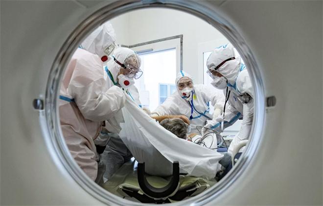 В Москве открылись три новых КТ-центра для диагностики COVID-19