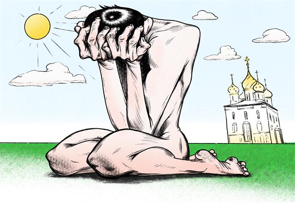 «Эксгибиционисты беззащитны, робки и сами боятся»