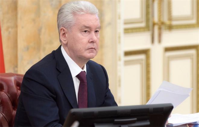 «Мы с трудом успеваем за ростом госпитализаций». Собянин отчитался о ситуации с COVID-19 в Москве
