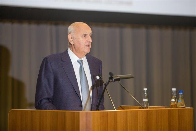 Конференция, посвященная юбилею проф. А.Л. Вёрткина