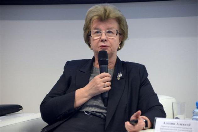 Найговзина заявила о необходимости развития системы стажерства в медорганизациях