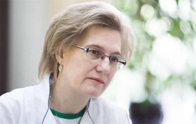 Главный специалист по COVID Голубовская (Украина). Как спастись от коронавируса