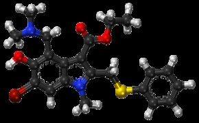 Умифеновир исключен из списка лекарств для пациентов с легким COVID-19 в стационаре