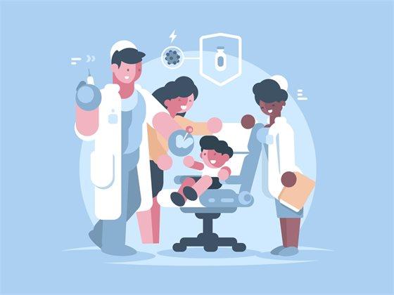 Полезные материалы по вакцинации детей