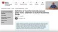 Замечания по новым целям контролируемого артериального давления при гипертонической болезни